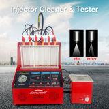 Voiture Nettoyant injecteur de carburant à rampe commune le testeur et le testeur de l'injecteur électronique