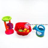 Brinquedos interessantes ao ar livre educacionais do banho dos miúdos do plástico ajustados