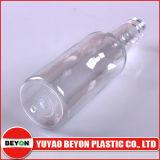 165ml Fles van het Huisdier van de Fles van het bier de Gevormde Plastic met de Schroefdop van het Aluminium
