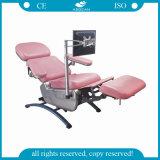 AG-Xd104 Hospital Gynecology Instruments Socorro de sangue cadeira para venda