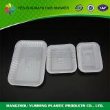 Bandeja disponible plástica del alimento congelado