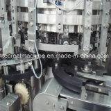 채우는 알루미늄 깡통 탄산 음료를 위한 1대의 기계에 대하여 2장의 이어 맞추기
