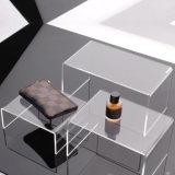 Ensemble clair de canalisation verticale de l'acrylique U de 3