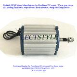 DC Brushless Air Conditioner Exaustão Ventilador de refrigeração Motor com frequência variável Velocidade ajustável