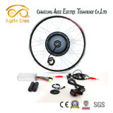 Kit eléctrico de la bicicleta del motor del eje del poder más elevado 750W con la batería