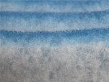 Filtro de admisión de la cabina de pulverización azul blanca