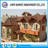 Гарантия качества красочным покрытием из камня металлические миниатюры на крыше
