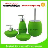 Керамическое вспомогательное оборудование ванной комнаты при застекленный насос лосьона 2 распылять