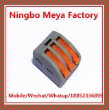 Соответствующий разъем провода Pct-102/103/105 Wago 222 всеобщий с коробкой