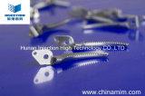 Precisión y metálico complejo piezas fabricadas según su diseño