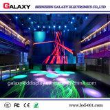 Visualización de pared video de interior a todo color de alquiler de P2.976/P3.91/P4.81 Outfoor LED para la publicidad de la etapa de la demostración de los acontecimientos