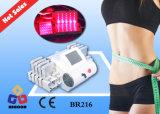 Laser vendedor caliente de Lipo de la longitud de onda del equipo que adelgaza cuatro que adelgaza la máquina para la gente gorda