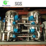 Dos unidad de la deshidratación de la capacidad de la regeneración 8040nm3/H de la torre