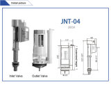 Jnt04 05 pompa a livello accessoria della stanza da bagno della valvola dei 06 materiali di riempimento e della valvola a livello