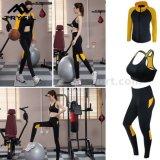 Одежда пригодности комплектов Sportswear устанавливает одежды после того как гимнастики идущие она установлена для женщин