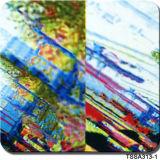 Tsautop se venden 0,5 m de diseños de dibujos animados Bomba hidráulica de patrón hidrográfico de la película de impresión impresión de transferencia de agua de PVA de cine Film Tscw1048
