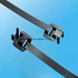 Направьте кабель Tie&#160 самой дешевой нержавеющей стали дела Releasable;