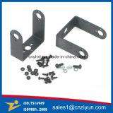 Kundenspezifische ue-förmig Stahlaluminiumhalter