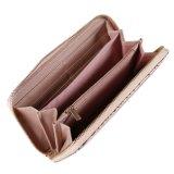 Повелительница Бумажник Портмоне кожи способа Fani, Shinning бумажник с конструкцией маштаба