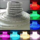 220V multi RGB LEIDENE van de Kleur Strook met Ce ETL RoHS
