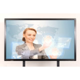 Pantalla plana multi interactiva infrarroja del monitor de la pantalla táctil del LED LCD