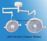 Luz quirúrgica del modelo 720520 clásicos LED