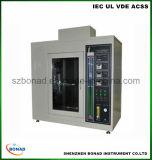 Électronique de la norme CEI 60695-2-10 Fil luminescent Équipement de test d'allumage