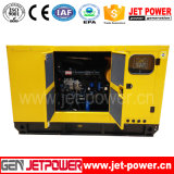 генератор двигателя дизеля молчком тепловозного генератора 15kVA портативный