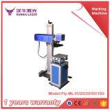 Máquina portable de la marca del laser de la máquina de la marca del laser del metal de Fliying