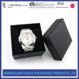 (Het Zwarte) Vakje van het Document van het Horloge van de Juwelen van de Armband van de Armband van de douane