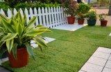 De kunstmatige Vloer 30*30 van de Tuin van het Gras Met elkaar verbindende