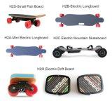Planche à roulettes électrique de Longboard de roues du pouvoir superbe 4 de l'approvisionnement 450W*2 d'usine