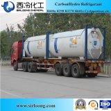 O fluido criogénico R1270 para ar condicionado
