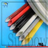 Sunbow China kleurde de Flexibele Glasvezel Sleeving van het Silicone