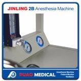 Preço da fábrica barato da máquina da anestesia, máquina veterinária da anestesia