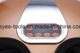 Rouleau-masseur de pied avec la chaleur permutable et la couverture amovible facile à utiliser de tissu