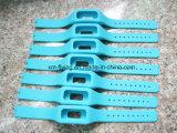 Vendas de reloj movibles impermeables coloridas promocionales del silicón para los cabritos