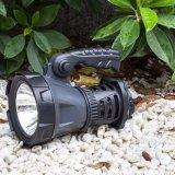 CREE LED luces de búsqueda, de múltiples funciones recargable del asesino del mosquito Spotlight
