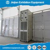Consumo de energia do resfriador de ar industriais HVAC e o aquecedor para a tenda