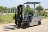 3.5 Tonnen-China-neuer Zustands-elektrischer Gabelstapler