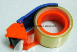 Cortador de cinta adhesiva de embalaje de plástico para Office Utilizando