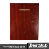 Meilleur sous-sol 15 * 20 cm Base en métal en bois (BB2)