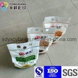 ムギの粉のための4側面のシーリング包装袋