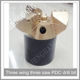 高性能の井戸PDCの穴あけ工具