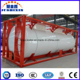 Kostenbelastung 22mt LPG-Becken-Behälter des ASME Standard-20FT