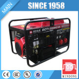 Gerador de gasolina Ec2500 Series 2kw / 230V 50Hz com Honda Engin