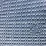 Reticolo verde dell'interno 4.5mm della gemma del rullo del pavimento di sport del vinile di ginnastica