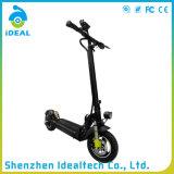 Scooter électrique à trois roues à double roulette 350W