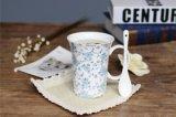 Taza de café de cerámica al por mayor 250ml para el hotel