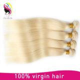Бразильские человеческие волосы сотка #Blonde #613 прямых волос